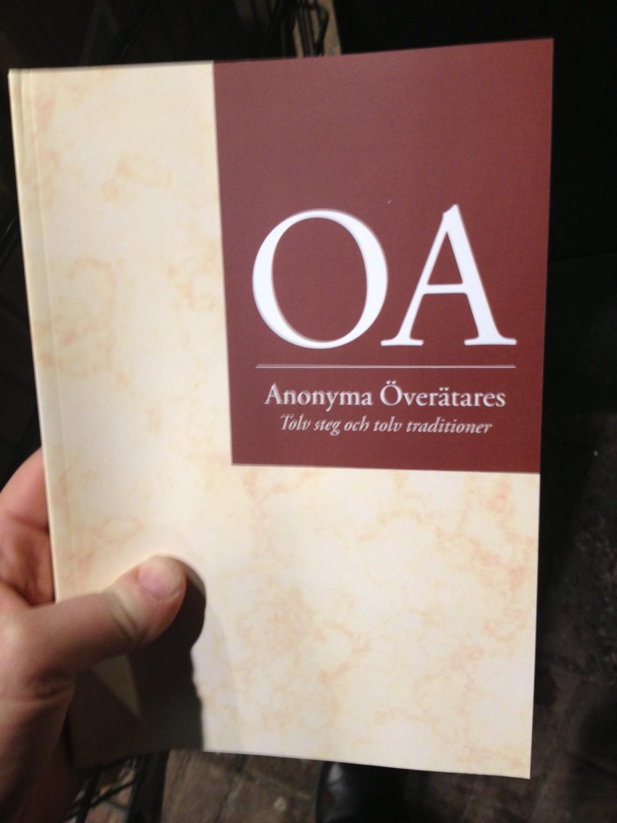 Ny litteratur – OA 12&12
