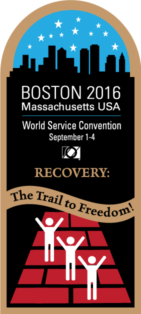 World Service Convention i Boston 2016